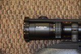 RUGER 10/22 CUSTOM SHOP COMPETITION .22 LR RIFLE WITH HEAVY FLUTED THREADED BARREL, SCOPED!!! - 3 of 8