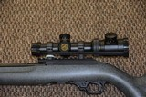 RUGER 10/22 CUSTOM SHOP COMPETITION .22 LR RIFLE WITH HEAVY FLUTED THREADED BARREL, SCOPED!!! - 7 of 8