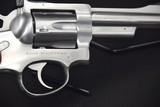 """RUGER STAINLESS SECURITY SIX FOUR-INCH .357 MAGNUM REVOLVER """"200TH YEAR"""" - 6 of 7"""