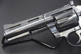 COLT DIAMONDBACK FOUR-INCH .38 SPECIAL BLUED - 2 of 11