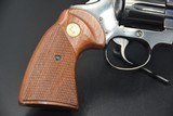 COLT DIAMONDBACK FOUR-INCH .38 SPECIAL BLUED - 7 of 11