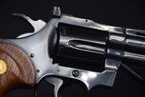 COLT DIAMONDBACK FOUR-INCH .38 SPECIAL BLUED - 11 of 11