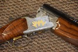 BROWNING CITORI GRADE 6 SHOTGUN WITH 32-INCH BARRELS AND CHOKE TUBES, CASED