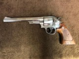 "Smith & Wesson Model 29-5 Nickel 8 3/8"" .44 Magnum"
