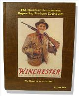 Winchester, The Model 12 Book, by Riffel