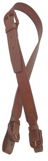 Jeff's Outfitters Leather Sling