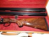 Winchester Model 23 2 Barrel Set Only 500 made - 12 of 12