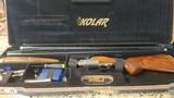 KOLAR - Max Lite, 12 and 20 Gauge Barrel Set