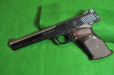 Smith and Wesson Model 46