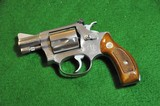 Smith and Wesson Model 60-1 target