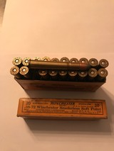 Winchester .38-72 Smokeless Soft Point Antique ammo (Full Box) - 3 of 5