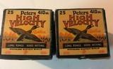 Peters High Velocity 410Ga.FULL BOXS - 2 of 5