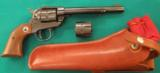 Ruger Single Six Flat Top dual cylinder 22LR/22mag from 1964 - 1 of 1