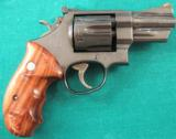 Lew Horton S&W model 24-3, 44 Special with 3 inch barrel - 1 of 9
