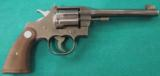 Colt Officers Model Target from 1938 in 22 Long Rifle - 1 of 5