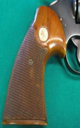 Colt Python, Blue, with four inch barrel - 6 of 6