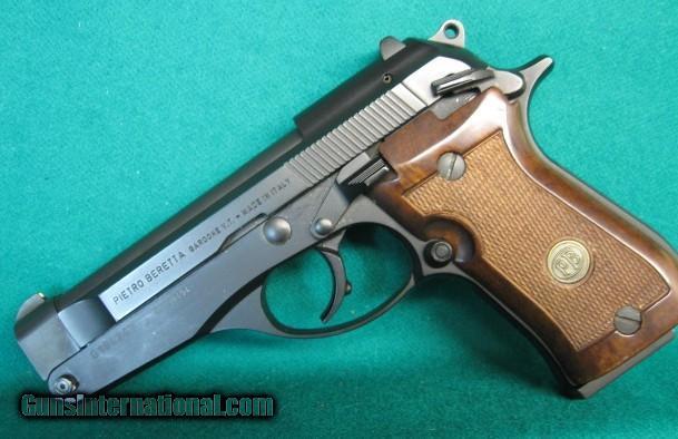 Scarce Beretta Model 86 Cheetah in 380/9mm short