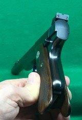 """Colt Pre-war Match Target """"Elephant Ear"""" grips - 3 of 5"""