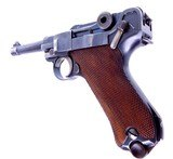 Post WWI DWM model 1920 Commercial contract Luger chambered in 7.65 mm Luger - 1 of 14