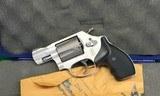 Super light weight S&W 337, titanium cylinder 5 shot revolver. - 2 of 4
