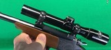 Thompson Center Contender in 22 magnum with 4X Burris scope. - 5 of 5