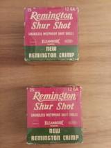 Remington 12 ga Shells