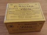 Kynoch Vintage7 MAUSER