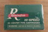 RemingtonHI-SPEED .270
