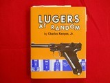 LUGERS at RANDOM by Charles Kenyon, Jr.