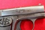 Haenel Schmeisser Pistol( First Variant Model 1 ) - 5 of 6