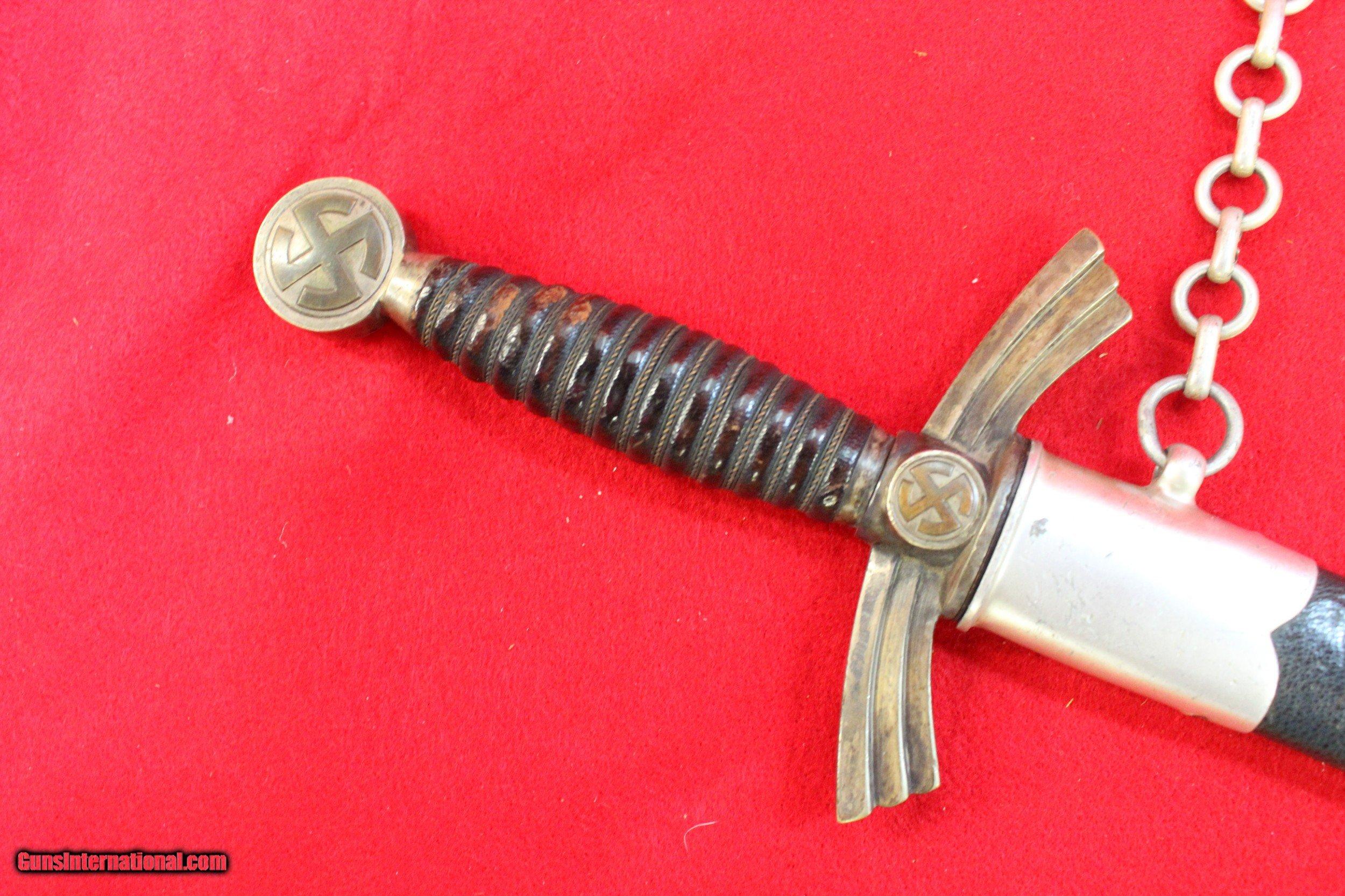 1st Model LUFTWAFFE Dagger for sale