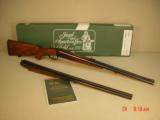 MERKEL Model 140-2 RARE SAFARI RIFLE/SHOTGUN SET