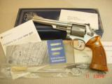 SMITH & WESSON Model 66 POLICE ISSUE