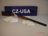 """CZ REDHEAD 103 D Mini O/U 410GA 26"""" Silver (NIB)"""