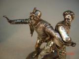 GUILLEMIN STATUETTE SET 'TAVERN FIGHT' - 5 of 8