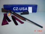 CZ-USA 912 SEMI-AUTOMATIC 12GA 28