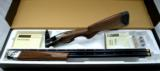 BROWNING CYNERGY SPORT WALNUT 12GA 30