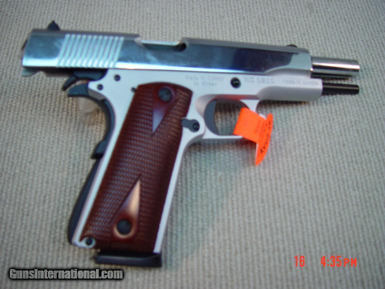 GIRSAN MC 1911 White G2 45ACP for sale