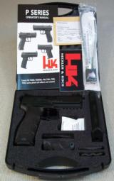 H & K P30L 9mm V3