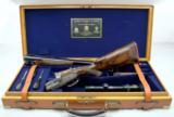 PURDEY DOUBLE RIFLE 470NE with SCOPE & CASE