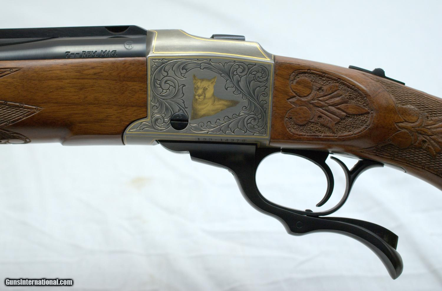 Classic Guns The Sweet Ruger No. 1 Rifle