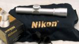 Nikon Monarch UCC 2x20 EER Pistol Scope