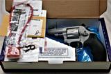 S & W 317-3 22 lr Airlite Kit gun