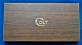 "Colt Diamondback Revolver Box for 4"" barrel"