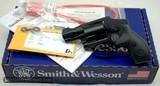 SMITH & WESSON 340SC 357 MAG M&P