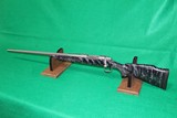 Remington 700 Lazzeroni 6.53 Scramjet Left Handed Custom Rifle