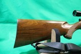 Kimber Model 82 Classic 22 LR with Leupold 2-7 Rimfire Scope - 2 of 15