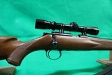 Kimber Model 82 Classic 22 LR with Leupold 2-7 Rimfire Scope - 3 of 15
