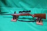 Kimber Model 82 Classic 22 LR with Leupold 2-7 Rimfire Scope - 8 of 15