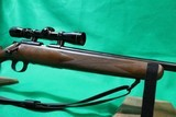 Kimber Model 82 Classic 22 LR with Leupold 2-7 Rimfire Scope - 4 of 15